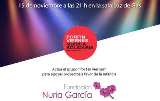 Charity Concert Nuria García Foundation